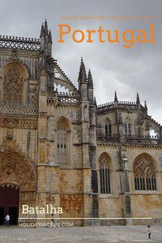 Mosteiro de Santa Maria de Vitória #mosteirodabatalha #batalha #portugal #holidayactive Santa Maria, Barcelona Cathedral, Traveling By Yourself, Saint George, Cartography, City, Christ Cross, Monuments, Places