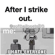 Sport memes softball so true Ideas Funny Softball Quotes, Volleyball Memes, Baseball Memes, Softball Problems, Softball Pictures, Sports Memes, Funny Sports, Sports Sayings, Soccer Memes