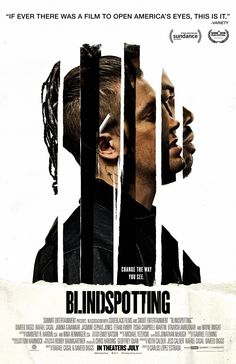 Blindspotting, the upcoming comedy movie directed by Carlos López Estrada based on a script by Rafael Casal and Daveed Diggs and starring Daveed Diggs, Rafael Casal, Janina Gavankar, and Jasmine Cephas Jones: New Movie Posters, New Poster, Film Posters, Cinema Posters, Ethan Embry, 2018 Movies, New Movies, Wayne Knight, Site Pour Film