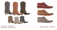 Leather boots and cowboy boots for summer!