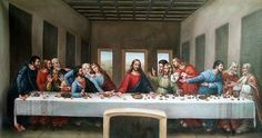 the last supper leonardo da vinci - Google Search