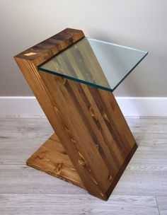 End Table - Craig Kimm Custom Woodwork