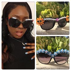 "De Los Ninjas on Instagram: ""Many variations of our #currentmood #byefelicia  Thanks to @eboneeshanay for the support and of course #thatfacetho  #sunglasses #sunnier #shades #lotd #lookoftheday #ninjastyle #delosninjas #summer #losangeles #vegas"""