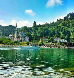 Fındıklı, Rize ⛵ Eastern Blacksea Region of Turkey ⚓ Östliche Schwarzmeerregion…
