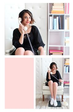 blush spring look book