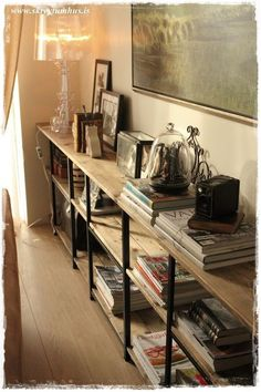 hyllis ikea hack, living room ideas, painted furniture, repurposing upcycling, shelving ideas, woodworking projects