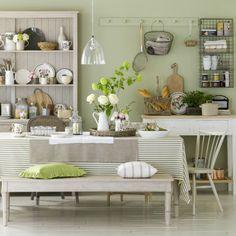 Country botanicals kitchen