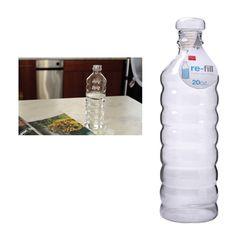 Re-Fill Glass Bottle $10.00