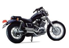 yamaha xv 535 dx virago fotos y especificaciones técnicas, ref: Virago 535, Yamaha Virago, Yamaha Motor, Old Bikes, Love Car, Film Music Books, My Ride, Cars And Motorcycles, Harley Davidson
