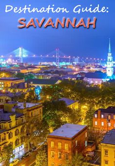What to see and do in Savannah, Georgia  http://bbqboy.net/savannah-travel-guide/