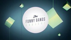 Funny Bands Project by rafael araújo. Animation made in AE, for http://funnybandsproject.tumblr.com/