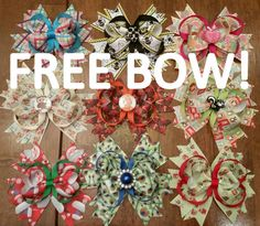 Hey, I found this really awesome Etsy listing at https://www.etsy.com/listing/258587062/bow-bundle-bow-lot-hair-bow-lots-hair