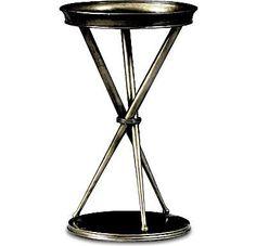 Thomasville Furniture Spellbound Metal Chairside Table 82237-457
