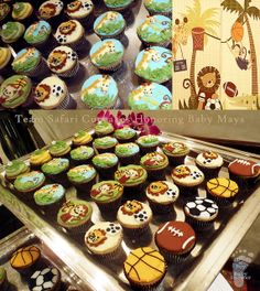 safari baby shower ideas for boys | Baby Mays Baby Shower | Flickr - Photo Sharing!