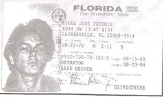 Rivers drivers licence