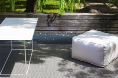 Levante - Outdoor handmade carpet in polypropylene