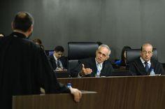 RS Notícias: Dos nove ministros do TCU, quatro são citados em i...