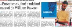 Tratto da l'edizione cartacea di La Gazzetta del Mezzogiorno dell'11/01/2017 per le province di Lecce e Brindisi