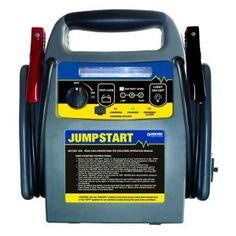 Tasco Pro 1700-AMP Jump Starter-10-00457 at The Home Depot