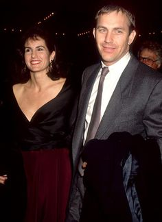 Kevin Costner and Cindy Silva----They met at California State University, wed in 1978 and were divorced 16 years later. A judge awarded Cindy $80 million.
