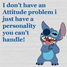 Lilo & Stitch Quotes, Amazing Animation Film for Children - Lilo and Stitch Quotes - Disney Funny True Quotes, Funny Relatable Memes, Cute Quotes, Funny Texts, Funny Jokes, Hilarious, Lilo Stitch, Cute Stitch, Humor Disney