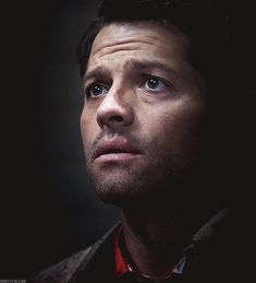 Castiel's puppy eyes :: I can't even cope.