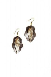 Zia: Double Morocco Earrings