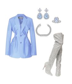 Kpop Fashion Outfits, Stage Outfits, Girl Outfits, Classy Outfits, Stylish Outfits, Mode Kpop, Looks Style, Polyvore Outfits, Aesthetic Clothes