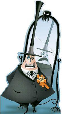 Nightmare Before Christmas Mayor Vinimate | Products | Pinterest ...