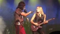 Alice Cooper Live - Hey Stoopid - Sault Ste Marie, MI with Nita Strauss Alice Cooper Guitarist, Rock Revolution, Nita Strauss, Sault Ste Marie, Women Of Rock, My Whole Life, Rockn Roll, Family Love, Someone Elses