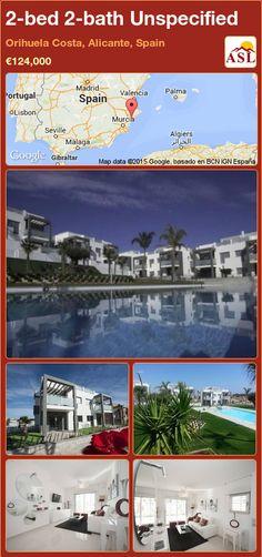 2-bed 2-bath Unspecified in Orihuela Costa, Alicante, Spain ►€124,000 #PropertyForSaleInSpain