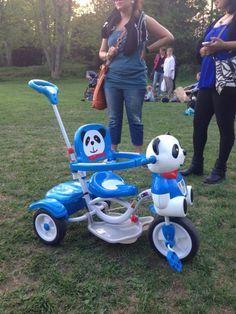 Panda Stroller!