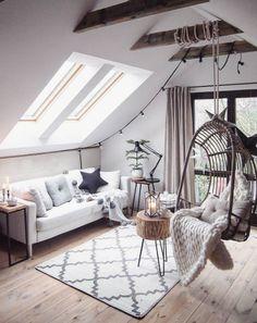 6 Appreciate Cool Tips: Attic Bedroom Dormer attic apartment wardrobes. Attic Rooms, Attic House, Attic Playroom, Attic Apartment, Playroom Design, Tiny House, Attic Loft, Attic Stairs, Attic Bathroom