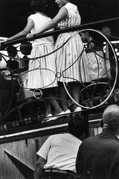 Joan Colom. Barcelona, c.1958