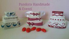 Gessetto profumato torta nuziale by Pandora Handmade & Eventi