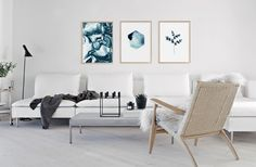 Add some colour on your walls and it will look fab! We have posters and prints for all different interior styles. Visit www.desenio.com