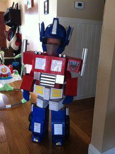 Optimus prime DIY