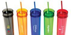 Fresco 2-In-1 Tumbler - Water Bottle #promotionalgifts #brandability