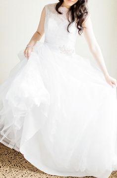 Tendance Robe du mariage Stunning ball gown: www. Wedding 2015, Wedding Gowns, Wedding Ideas, Gowns 2017, Washington Dc Wedding, Dc Weddings, Couture Fashion, One Shoulder Wedding Dress, Marie