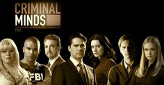 Criminal Minds. Obsessed.