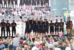 Sir Russell Coutts believes the heart-warming manner in which Bermuda embraced this weekend's racing has vindicated the organisers' decision to award the Island with the 2017 America's Cup.Coutts, the America's Cup event authority chief executive, said the way Bermuda came alive for the Louis Vuitton America's Cup World Series over the past three days turned out exactly how he envisioned.When it was announced that the Island had been selected to host the 35th America's Cup in New York last