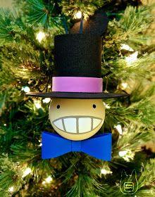 turnip head ornament