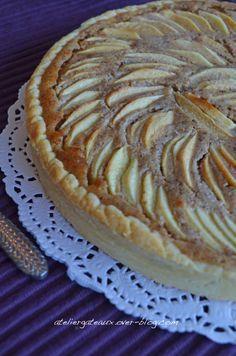 Bonsoir, ce soir une recette toute simple, une tarte aux pommes, ca fessait bien longtemps que je n'en n'avais pas fais, et pourtant mon mari en raffole. J'avais envie de changer un peu, j'ai rajoutée du pralin, à ma garniture habituelle, et j'ai bien...