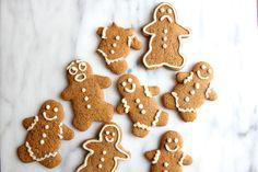 Gluten-Free Gingerbread Man Cookies