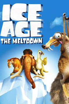 iceage melt down movie poster - Google Search