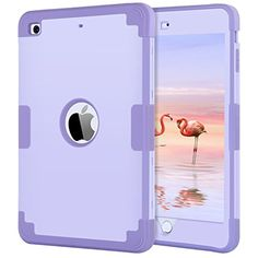 iPad mini Case, iPad mini 2 Case, iPad mini 3 Case, BENTOBEN Heavy Duty Shockproof Slim Anti-slip Hybrid 3 Layer Hard PC Cover Soft Silicone Protective iPad Case for iPad Mini 1 2 3 With Retina Purple   Read more at SMART News : http://www.newtabapps.com/?p=23933  Features: 3 in 1 Hybrid Shock Absorption Case for iPad Mini 1/2/3 Case. Soft bumper helps absorb shock combined with an anti-slip finish to secure the tablet from bumps and drops. Unique hand feeling style, show