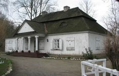 Krakow, Poland, Shed, Manor Houses, Outdoor Structures, Cabin, Architecture, Monuments, House Styles