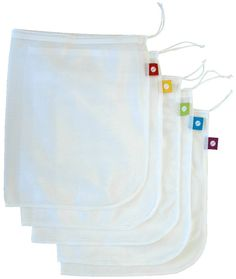 mesh produce bags from Flip and Tumble.