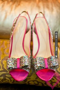 #hotpink  to die for | CHECK OUT MORE IDEAS AT WEDDINGPINS.NET | #weddingshoes