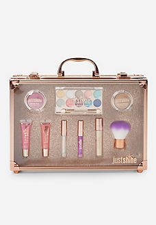 Rose Gold Deluxe Beauty Kit